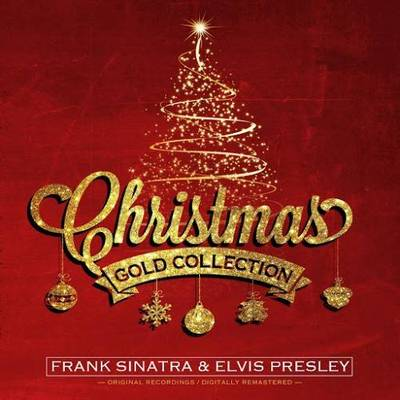 Frank Sinatra & Elvis Presley – Christmas Gold Collection (2014).Mp3 - 320Kbps