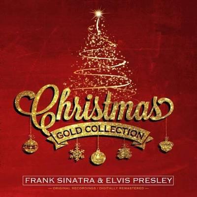 Frank Sinatra & Elvis Presley – Christmas Gold Collection (2014).Mp3 - 320Kbps
