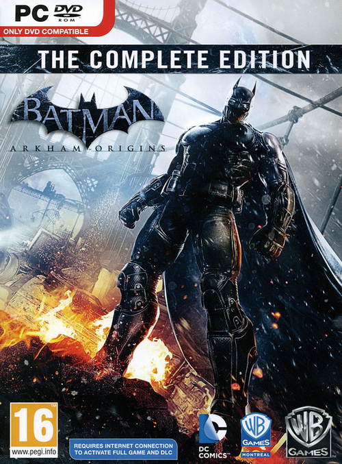 mygullycom action batman arkham origins complete