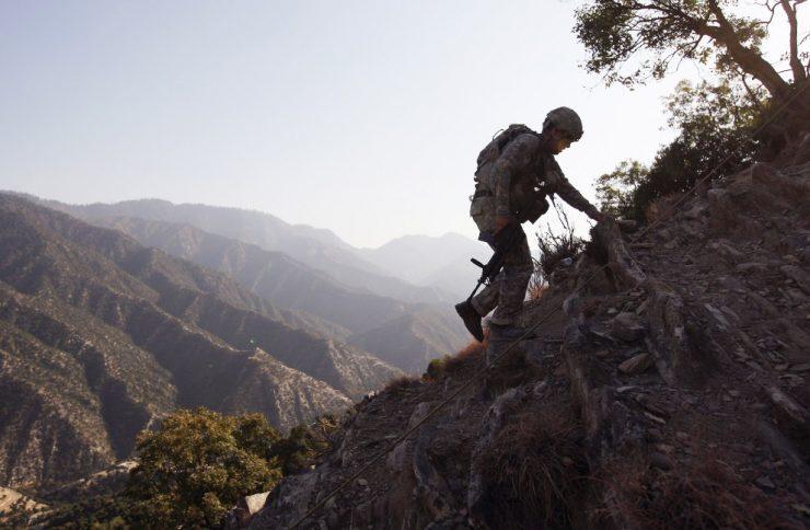Zdjęcia z wojny w Afganistanie 25