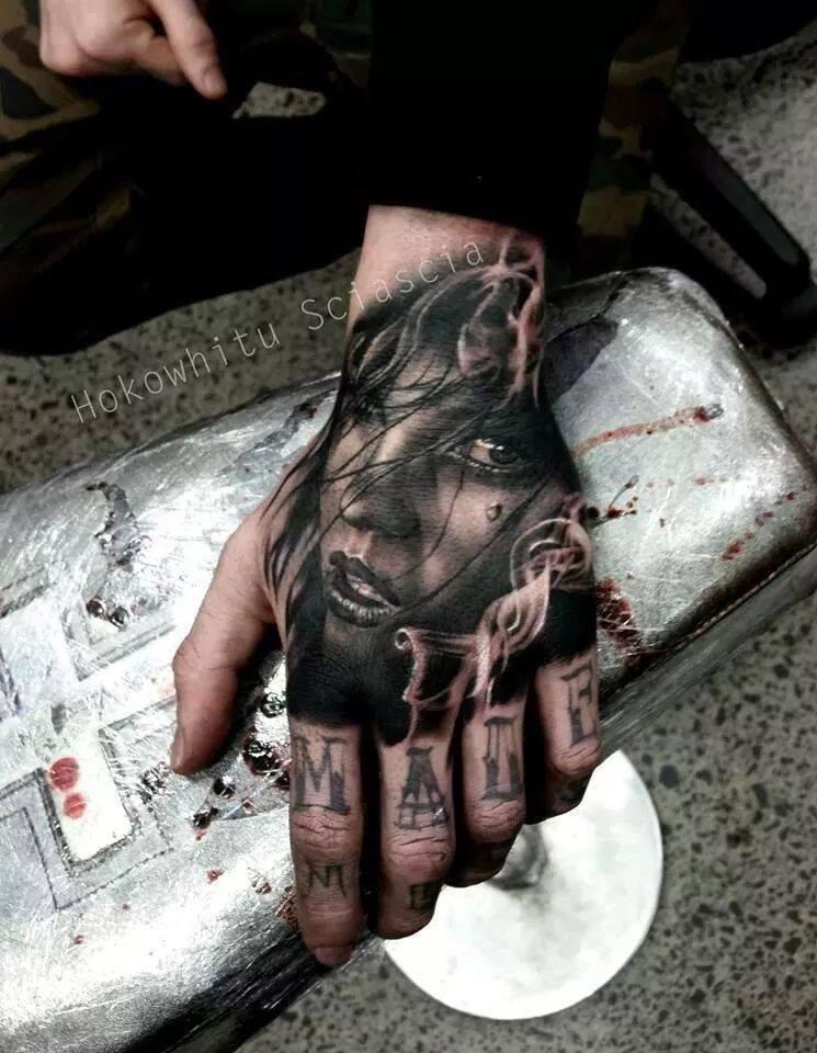 Świetne tatuaże #3 24