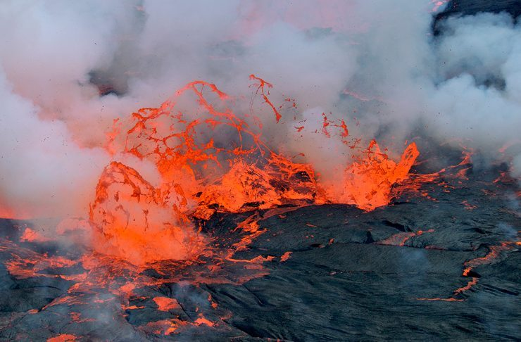 Wulkan Nyiragongo 17