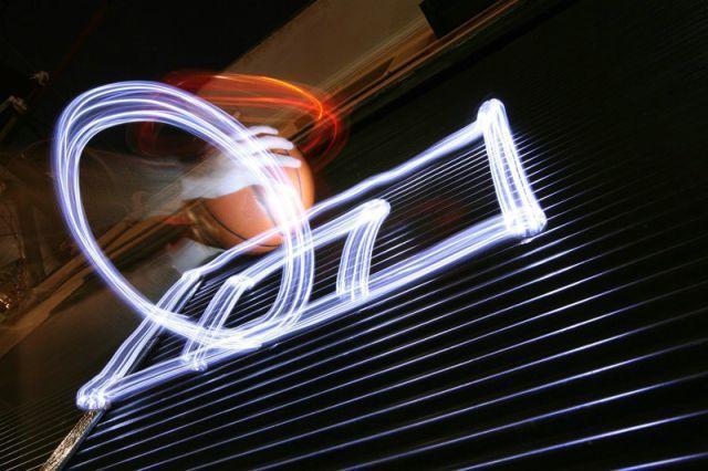 Świetlne graffiti #3 2