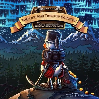 Tuomas Holopainen - The Life And Times Of Scrooge (2014) .mp3 - 320kbps