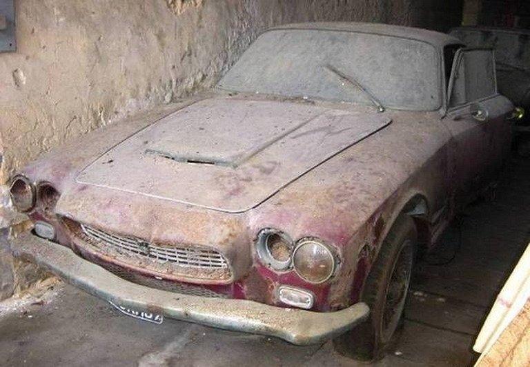 Zapomniane samochody 5