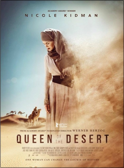 Queen of the Desert 2016 HDRip XviD AC3 Türkçe Altyazı – Tek Link