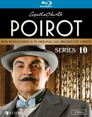 Poirot - Stagione 10 (2005-06) [Completa 4/4] .avi BDRip AC3 ENG - ITA