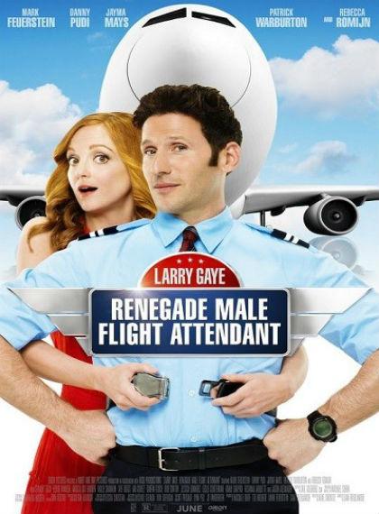 Larry Gaye: Hain Uçuş Görevlisi 2015 BRRip XviD Türkçe Dublaj – Tek Link