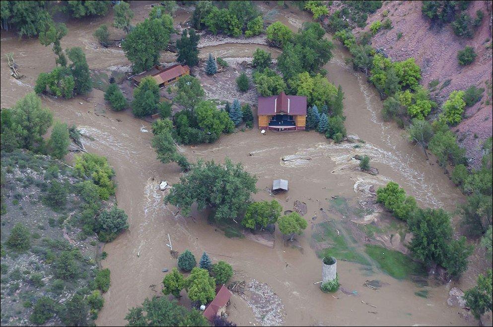 Powódź w Kolorado 5