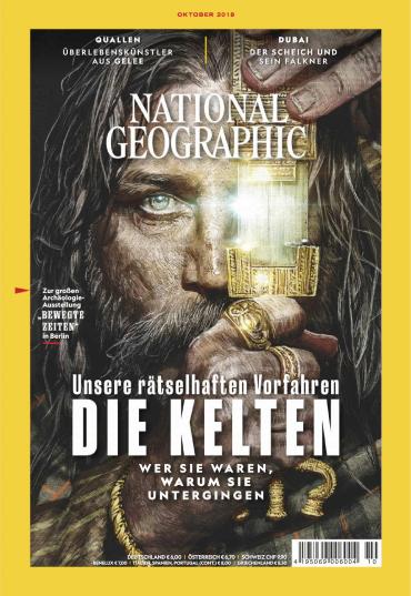 National Geographic Magazin Oktober No 10 2018
