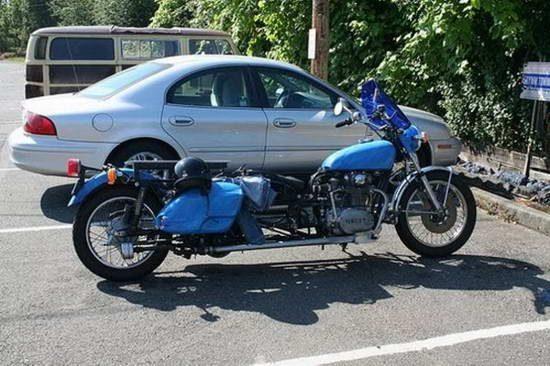 Nietypowe motocykle #2 42