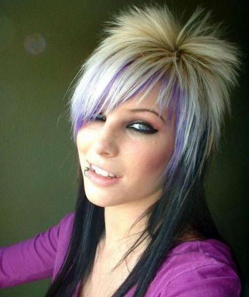 Kolorowe włosy 5