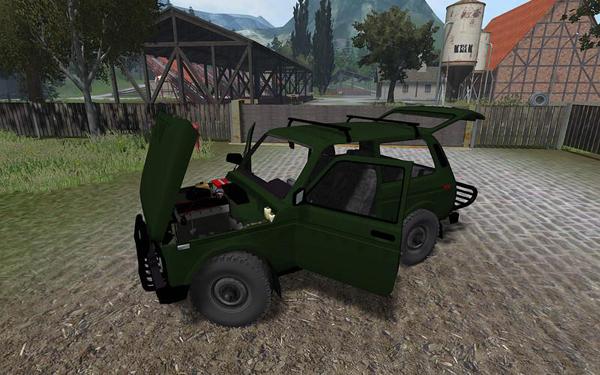 Lada Niva 4x4 v1.0