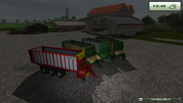 Wagon Pack v 1.0