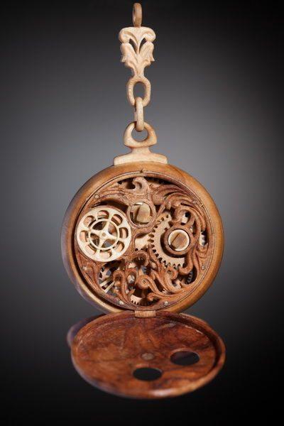 Zegarki z drewna 9