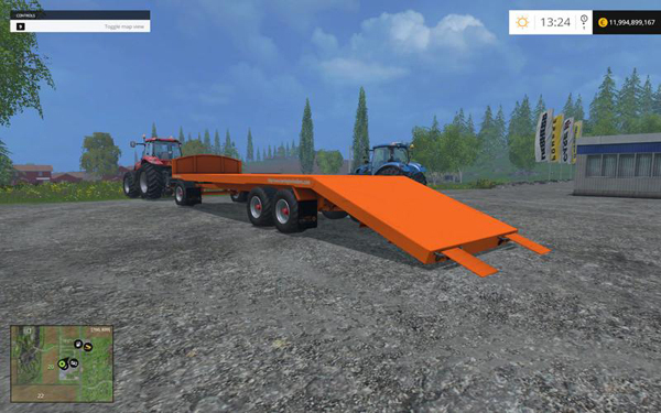 Larrington Beavertail v1.0
