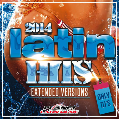 VA - Latin Hits 2014 (Extended Versions - Only Dj's) (2014) ,mp3 - 320kbps