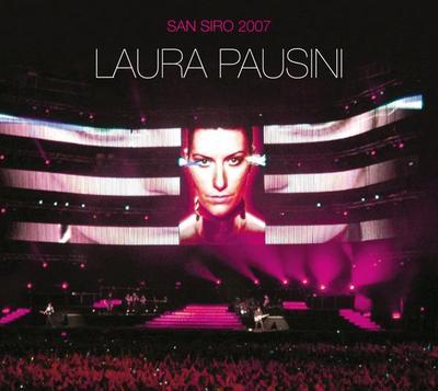 Laura Pausini - San Siro 2007 (2007).Flac
