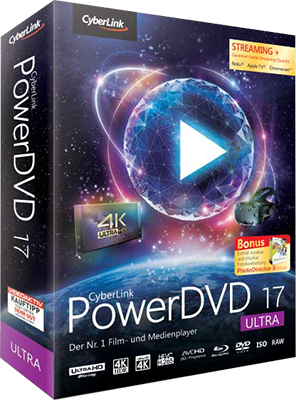 CyberLink PowerDVD Ultra v17.0.2508.62 Multi - ITA