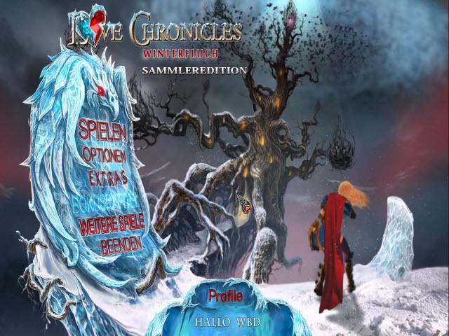 Love Chronicles - Winterfluch Sammleredition [DE]