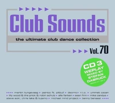 VA - Club Sounds Vol.70 [3CD] (2014) .mp3 - V0