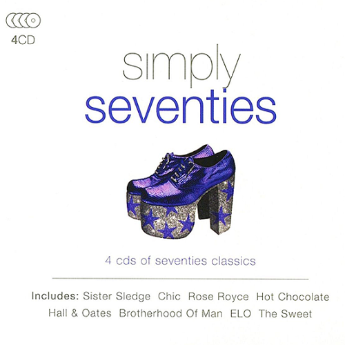 Simply Seventies 4CD (2016)