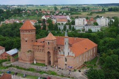 Piękne zamki w Polsce 9