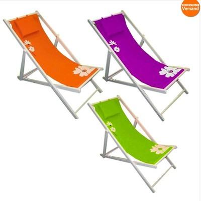 sparfilou leco klappliege kissen liege gartenliege stuhl gartenstuhl f r 24 95 euro. Black Bedroom Furniture Sets. Home Design Ideas