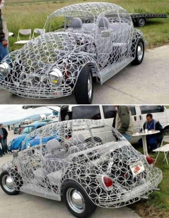 Najdziwniejsze pojazdy świata 3