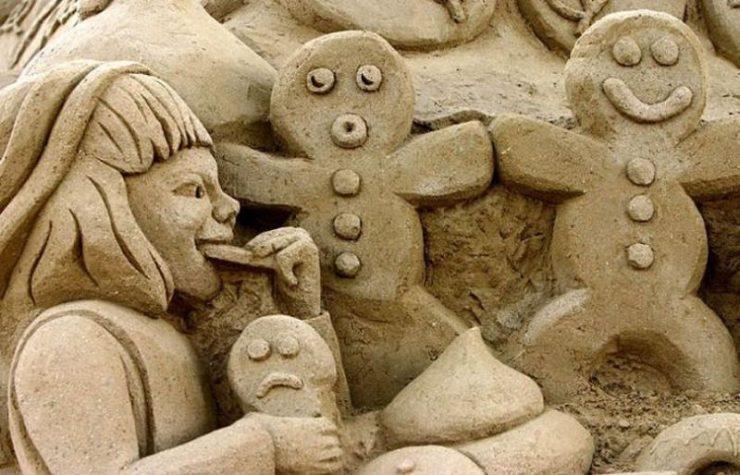 Najlepsze rzeźby z piasku na świecie. 11