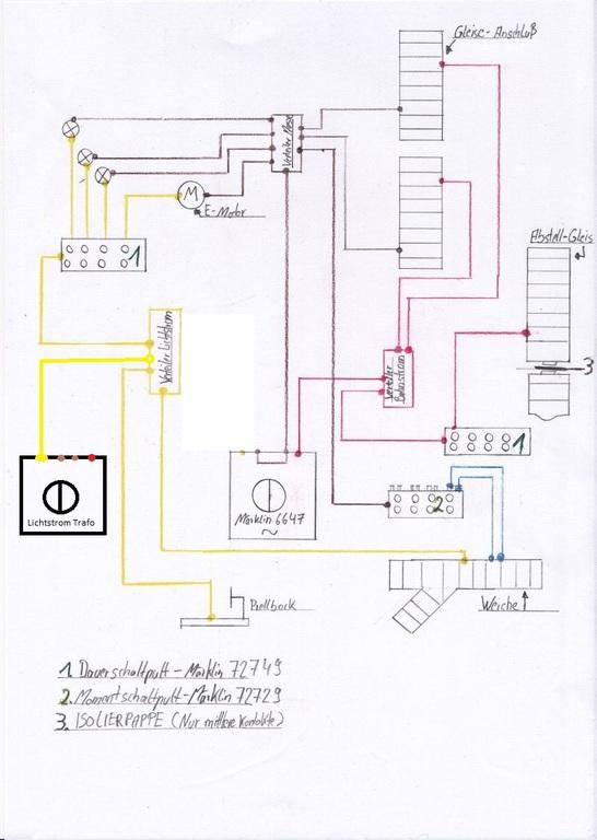 Anfänger Fragen zur Elektrik der Modellbahn - Seite 5 - Stummis ...