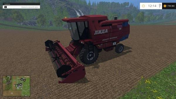 Lida-1300 v1.0