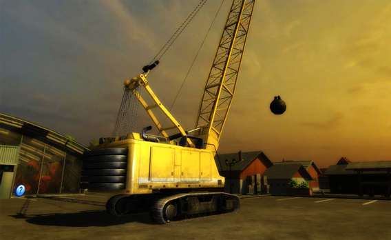 LIEBHERR WRECKING BALL V0.1 BETA