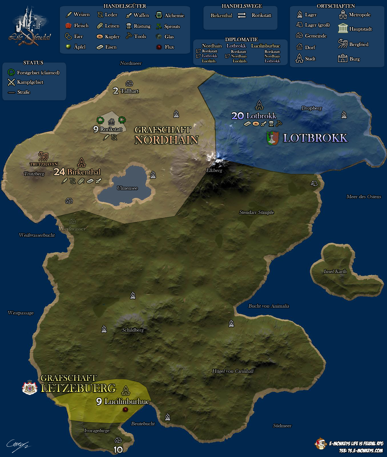 Life is Feudal • View topic - Map needs area names! Life Is Feudal Map on feudal system middle ages map, feudal japan map, torchlight 2 map, middle ages western europe map, ultima online map, ancient byzantine empire map, christendom middle ages map, sark channel islands map, russian states map, runes of magic map, 1500 s a roman expansion map, medieval village map, feudal system europe map, spain resource map, european middle ages land use map, archeage map, feudal manor map, fallen earth map, medieval manor map, ancient roman world map,