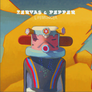 Tema: Zervas & Pepper – Lifebringer (2013)
