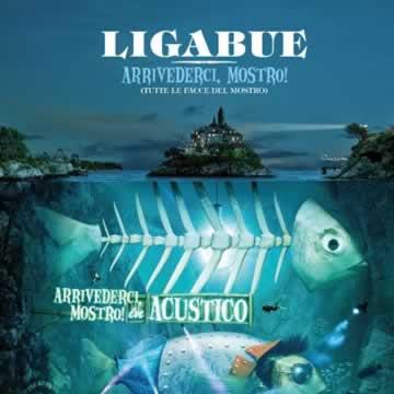 Ligabue - Arrivederci Mostro Tutte Le Facce Del Mostro (2010).Flac