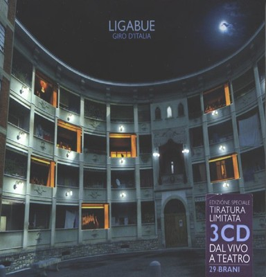 Ligabue - Giro d'Italia Ed.Lim. (2003).Flac