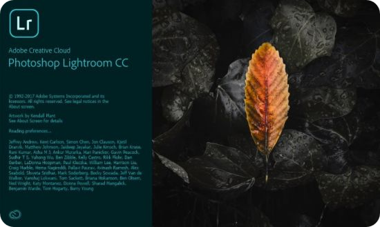 Adobe Photoshop Lightroom CC 2018 v1.0.0.10 für MacOSX