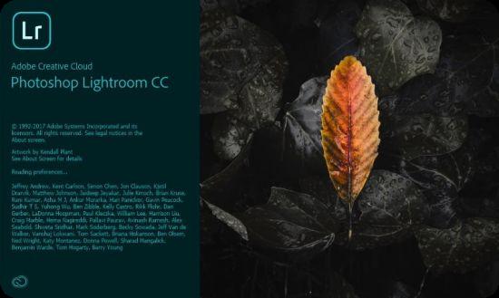 Adobe Photoshop Lightroom CC 2018 v1.0.0.10 für MacOSX
