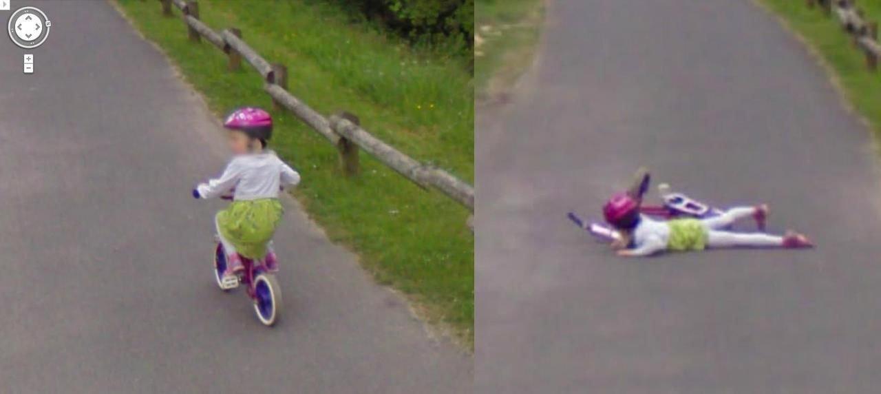 Nietypowe sceny z Google Street View #2 30