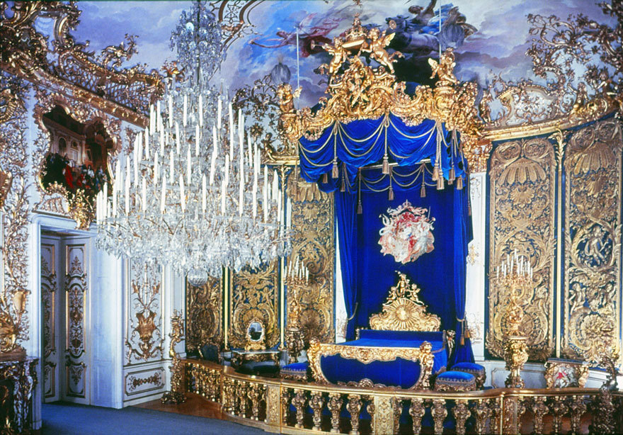 Linderhof, Schloss und Park (Galerie) - BY / Reg.bez ...