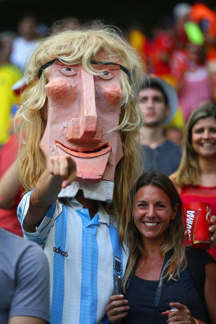 Kibice Mistrzostw Świata w Piłce Nożnej 2014 7