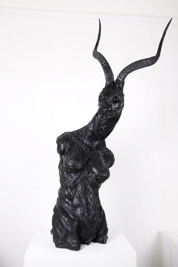 Rzeźby z opon #2 7