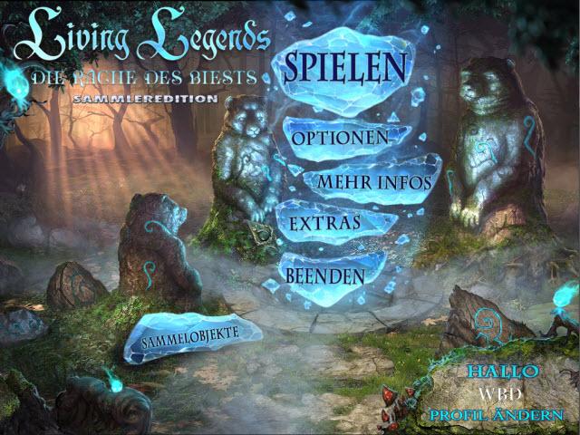 Living Legends 3 - Die Rache des Biests Sammleredition [Deutsch]