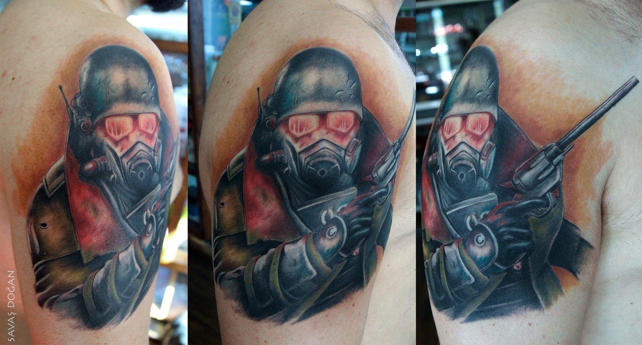 Świetne tatuaże 63