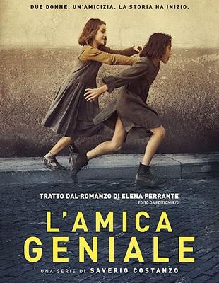 L'amica Geniale - Stagione 1 (2018) (4/8) WEBRip 720P ITA AC3 x264 mkv