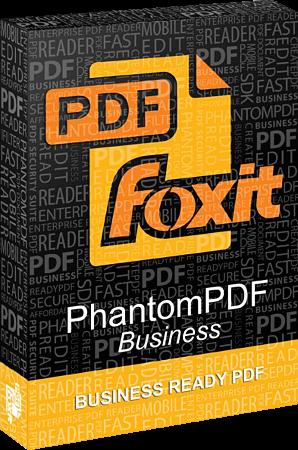 download Foxit PhantomPDF Business v9.0.1.1049