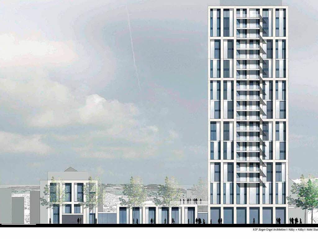 Architekt Lörrach lörrach steigenberger hotel stadt lörrach 63 m fertig