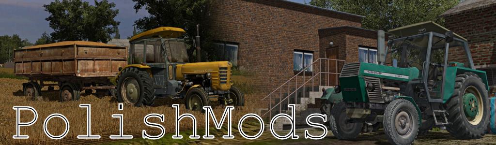 MODS FOR LS 2013 by BOCIEK & Polishmods Team  Symulator Farmy