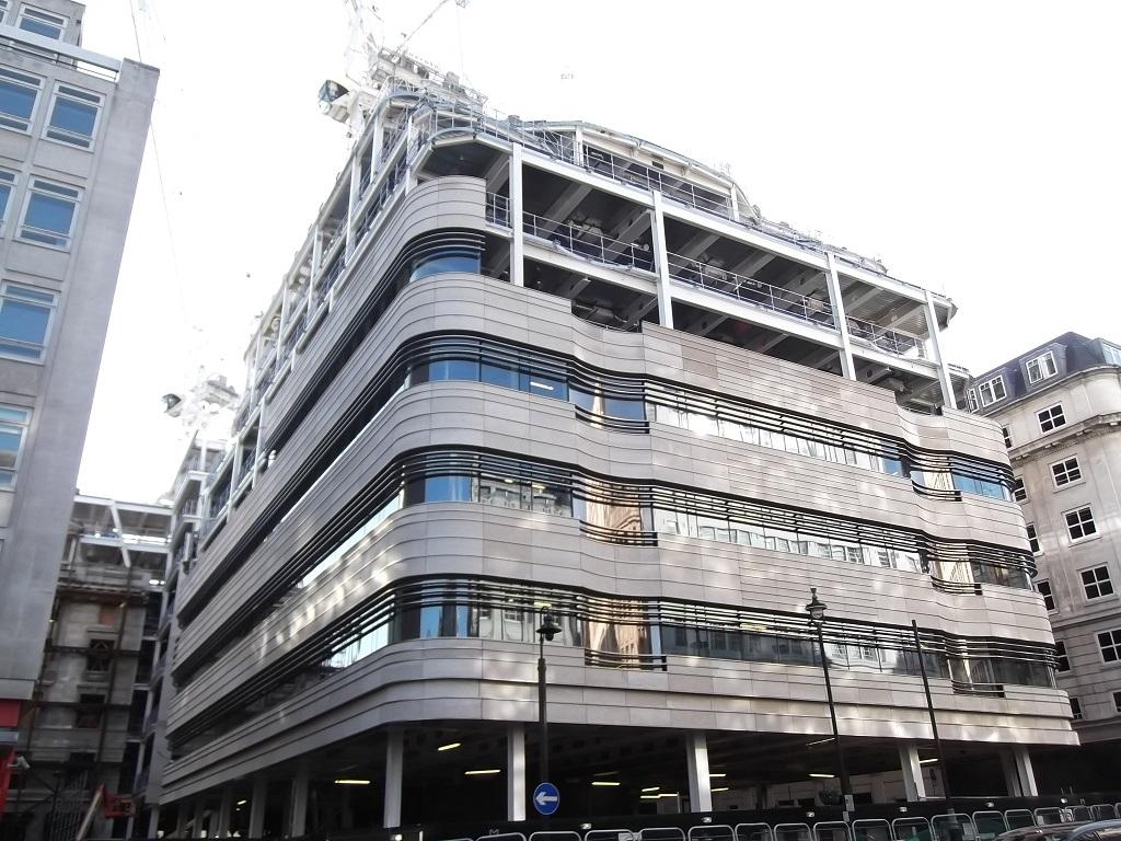 Bauprojekte in london london boomt seite 12 - London architektur ...
